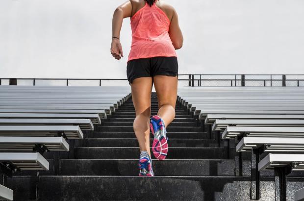 allenamento di corsa